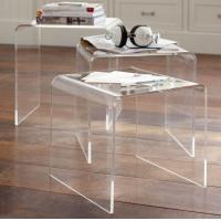 Wholesale Acrylic Nesting Table from china suppliers