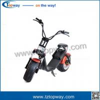 Buy cheap Best selling 8inch scooter 1000w electric chinese motorcycle citycoco from wholesalers