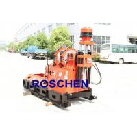 Wholesale Zimbabwe Bore Hole Drilling For 200mm To 300mm Holes Portable Hydraulic Water Well Drilling Rig from china suppliers