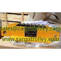 Quality Equipment moving dollies details with parameters for sale