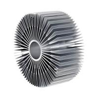Wholesale 6000 Series Sun Flower Aluminum Radiator Aluminum Extruded Heat Sink Profiles from china suppliers
