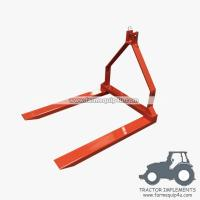 Wholesale PF1500 - Tractor implements Pallet Forks 1500kgs from china suppliers