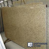 Quality Tiger Yellow China Granite Slab for sale