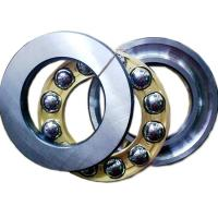 Wholesale Low Friction Single Row Ball Bearing Axial Tolerance P0 51311M With Brass Cage from china suppliers