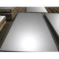 Wholesale 2B / BA / 8K Finish Cold Rolled 430 / 201 / 202 Stainless Steel Sheet / Sheets from china suppliers