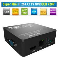 Quality SUPER MINI NVR Network Digital Video Recorder with ONVIF2.0 & above IP Camera Compatible for sale