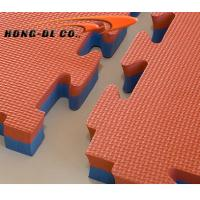 Wholesale 1mX1m Gym EVA mat with 20mm,25mm,30mm,35mm,40mm with double colour from china suppliers