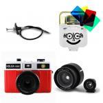Wholesale Holga 135BC TLR Twin Lens Reflex 35mm Film Camera Lomo Holga from china suppliers