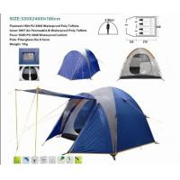 Wholesale camping tent family tent large tent double layers tent ,tent supplier tent manufacturer from china suppliers