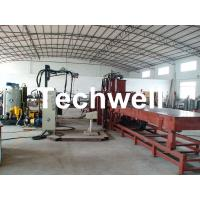 Wholesale 6m, 8m, 10m, 12m Discontinuous PU Sandwich Panel Production Line from china suppliers