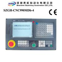 Wholesale 4 Axis 300m/min support USB PLC program  1um precision CNC Milling Machine Controller from china suppliers