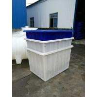 Quality heavy duty Large INDUSTRIAL POLY-BOX TRUCKS 1200*800*800 mm for tree planter and textiles industrial for sale