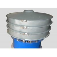 Wholesale Separate solids from dry solids or solids-laden slurries Single-Deck Vibratory Screeners from china suppliers