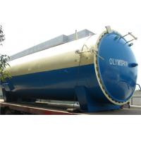 Wholesale Industrial Vulcanizing Autoclave with hydraulic cylinder and safety valve from china suppliers