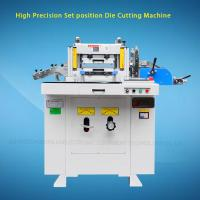 Wholesale New Condition Hot Stamping Die Cutting Machine Rotary Automatic Die Cutting Machine from china suppliers