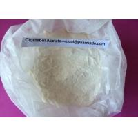 855-19-6 Synthetic Anabolic Steroids Clostebol Acetate Raw Hormone Powders