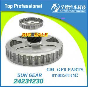 Quality GM Automatic Transmission parts GF6 6T45E/6T40E Reaction Sun gear for sale