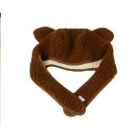 Wholesale Cute Cartoon Puppy Children's Winter Cap 6-16 Years Old in Winter 58-60cm from china suppliers