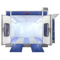 Wholesale 12KW 220V Infrared Down Draft Car Spray Booth For Motorcycle , Automotive from china suppliers