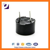 Quality 5V 2700 HZ PPO Black Active Electromagnetic Buzzer 12mm For Computer for sale