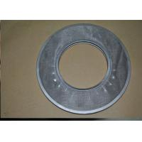 Wholesale Industries Stainless Steel Wire Mesh Filter Disc Round Shape With Hole from china suppliers