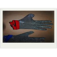Wholesale Xs Size Stainless Steel Safety Gloves Square Chain Armor Cut - Resistant from china suppliers