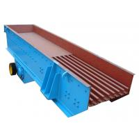 Buy cheap ZSW Stable Motor Vibrating Feeder from wholesalers