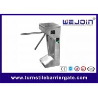 Wholesale Portable Waist height Turnstile Barrier Gate pedestrian access control from china suppliers