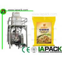 Wholesale Full Automatic Pouch Packing Machine , Automatic Shrink Wrap Machine from china suppliers