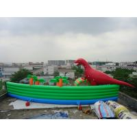Wholesale Commercial Inflatable Water Parks from china suppliers