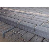 Wholesale Flat / Round / Square Bar Grade: Q235/ SS400/ SR35JR Long Steels from china suppliers