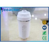 Quality 6L / Min Water Making Capacity Shower Water Filter With Kdf + Active Carbon Filter for sale