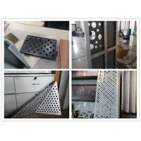 Wholesale Durable 3mm Punched Aluminum Single Panel from china suppliers