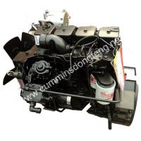 Wholesale cummins 3.9L 4 cylinder bus engine EQB125-20 from china suppliers