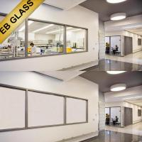 Wholesale smart glass, switchable glass, pdlc glass, smart pdlc glass, magic glass, eb glass brand from china suppliers
