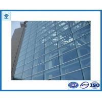 Quality China manufacturer top quality new designed aluminum profile for curtain wall for sale