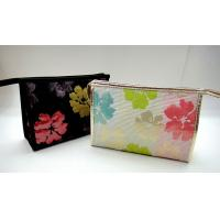 Wholesale cotton cosmetic bag/ toilet bag from china suppliers