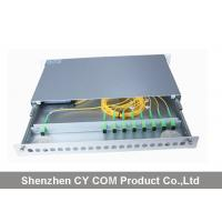 Wholesale 19 Inch Wavelength Division Multiplexer Module Rack Mounted Slidable Type Metal from china suppliers