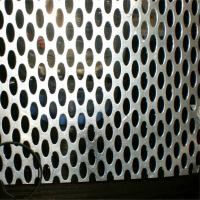 Wholesale PVC coated perforated sheet/galvanized perforated metal sheet from china suppliers