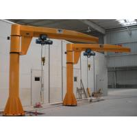 Wholesale Rotary 360 Degree Swing Arm Crane / Cantilever Jib Crane 5 Ton Free Standing from china suppliers