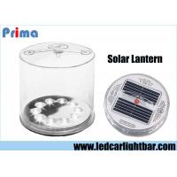 Wholesale Portable Rechargeable Foldable Solar Light LED Inflatable Solar Lantern for Outdoor Camping from china suppliers