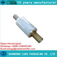 Buy cheap Handy Stretch Film Mini Clear Stretch Wrap plastic pe stretch film from wholesalers