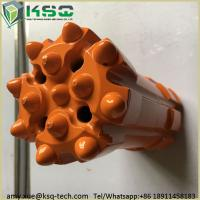 Wholesale Inserts T45 Thread Top Hammer Retractable Drill Bit Parabolic Or Hemispherical from china suppliers
