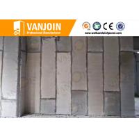 Wholesale Interior And Exterior EPS Cement Composite Panels Lightweight from china suppliers