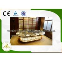 Wholesale Custom Indoor Teppanyaki Grill Table , Commercial Hibachi Grill Equipment from china suppliers
