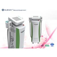 Wholesale 2 Handle Cryolipolysis Slimming Machine , Vacuum Beauty Equipment from china suppliers