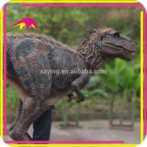 KANO2258 Nice Attraction Popular Adult Walking Dinosaur Costume