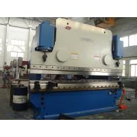 Wholesale 80 ton 2500mm Hydraulic Press Brake Manufacturers For Metal Sheet , Brake Bender Machine from china suppliers