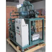 Wholesale 2 Stage Vacuum Transformer Oil Recondition Purifier (ZYD) from china suppliers