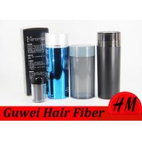 Wholesale FDA Approved Hair Growth Fibre , 100% Colorfast Hair Filler Powder from china suppliers